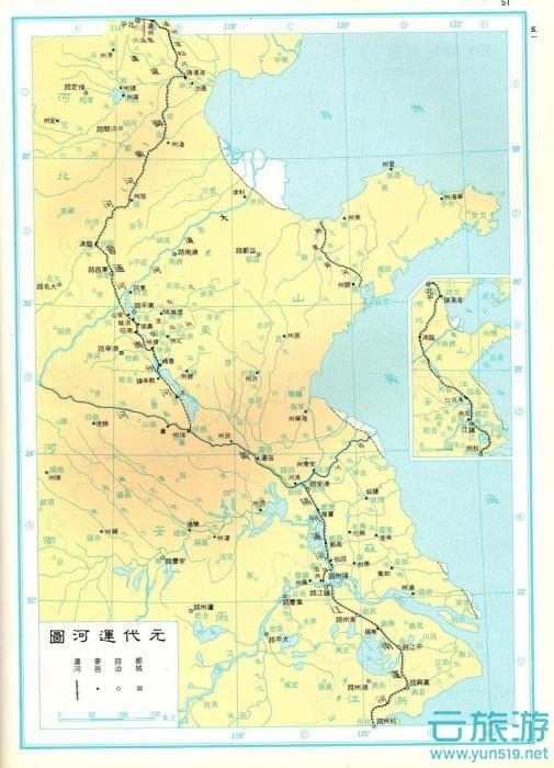 京杭大运河 - 云旅游【官网】 - 景点介绍_地图_旅游网