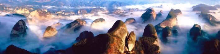 湖南旅游和江西旅游-崀山