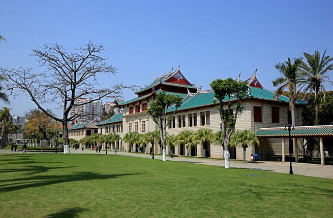 厦门大学 中国风景最美的大学