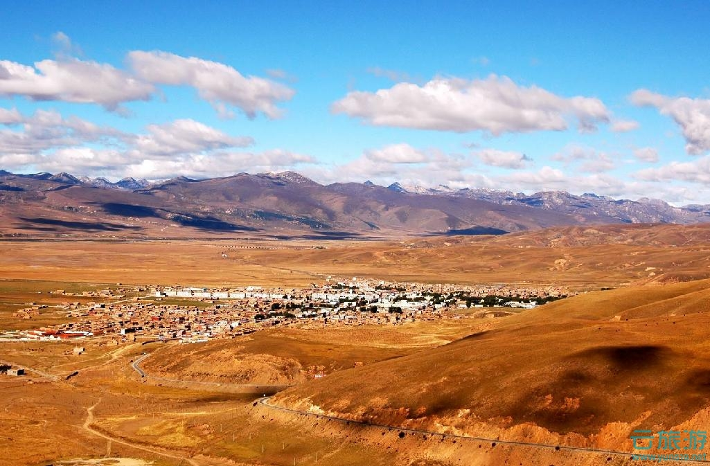 西高各庄村风景