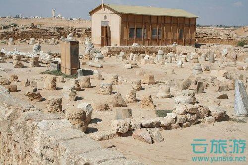 阿布米那基督教遗址