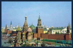 莫斯科,莫斯科旅游景点推荐。