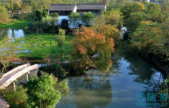 杭州西溪国家湿地公园景点推荐