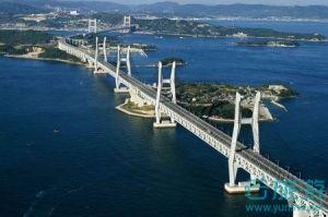 舟山跨海大桥风光