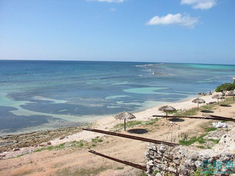 西印度群岛旅游景点