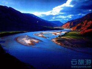 三江并流美景