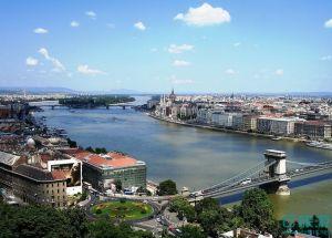 多瑙河·云旅游