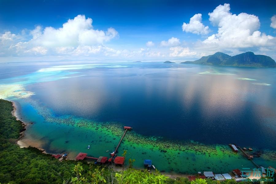 【沙巴州旅游推薦:馬來西亞自然地理精華】對崇敬大自然的旅游者來說