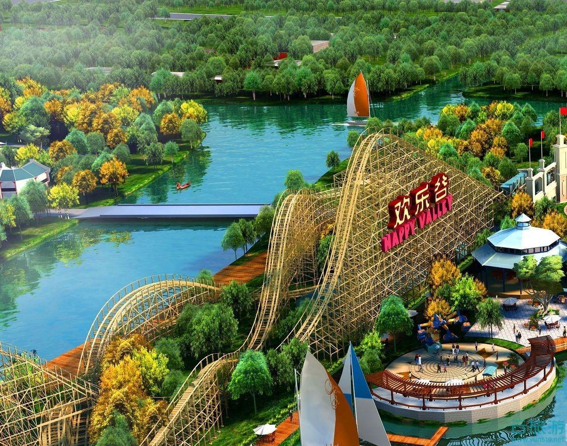 欢乐谷,中国首个连锁主题公园品牌,由华侨城集团创立。上海欢乐谷地处上海松江佘山国家旅游度假区,是华侨城集团投资40亿元打造的精品力作。全园占地面积65万平方米,拥有100多项老少皆宜、丰富多彩的体验项目,是国内占地面积最大、科技含量最高、游乐设施最先进、文化活动最丰富的主题公园之一。