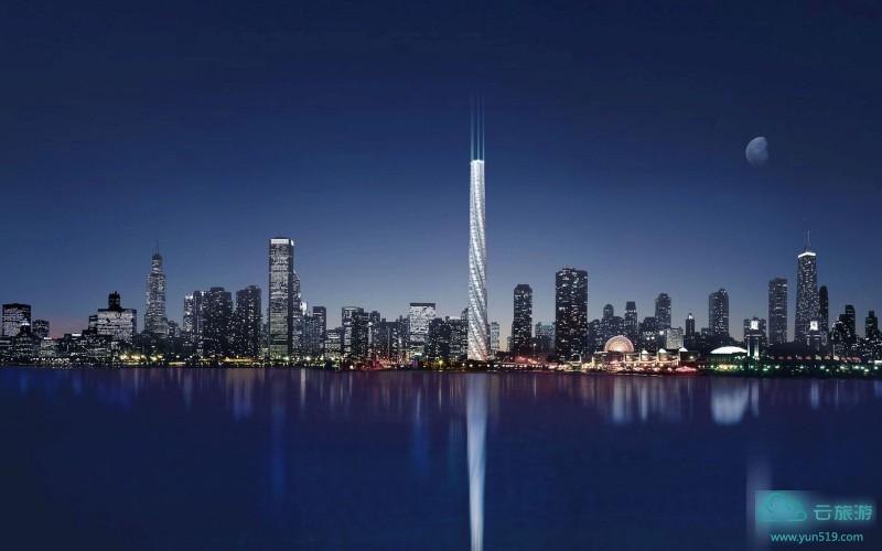 世界名城,十九世纪全世界发展最快的城市~芝加哥