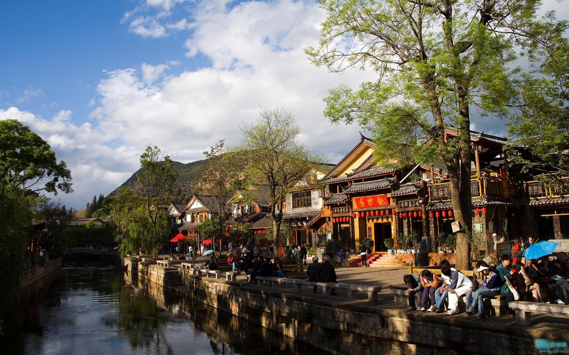 丽江古城 - 景点介绍_地图_旅游网 - 云旅游