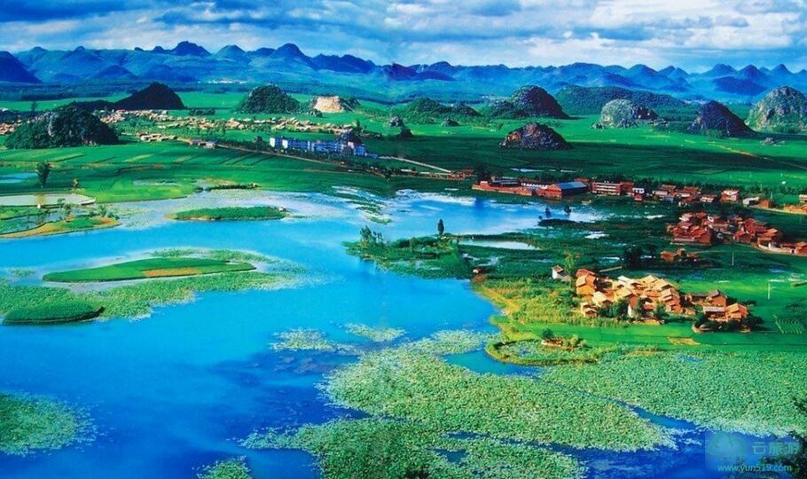 普者黑 - 景点介绍_地图_旅游网 - 云旅游