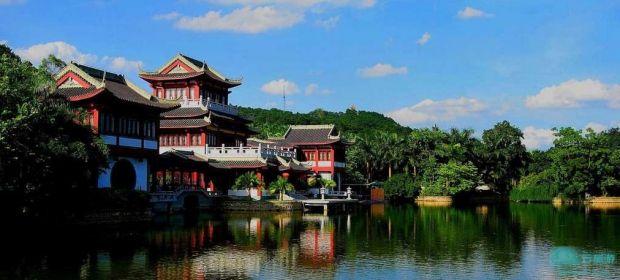 青秀山 - 景点推荐_景点介绍_电子地图 - 云旅游网